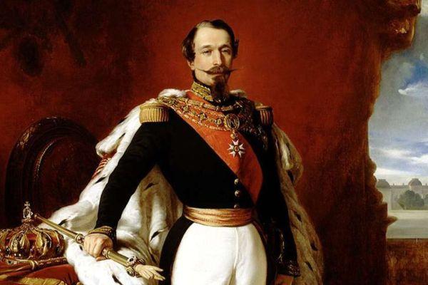 Napoléon IIIpeint parFranz-XaverWinterhalter
