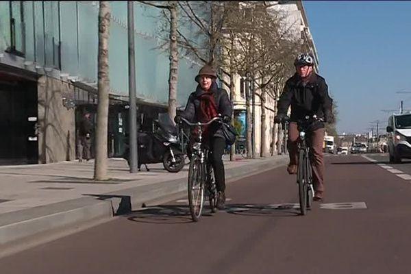 Angers veut tenter l'indemnité kilométrique vélo