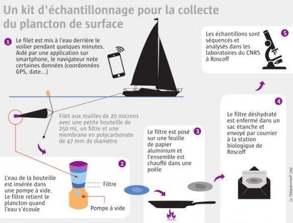Kit plancton: les explications du Télégramme