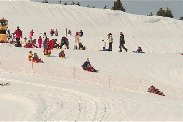 Avec plus de 3000 visiteurs, le Plateau de Beille (09) a enregistré samedi son record d'affluence depuis le début de la saison.