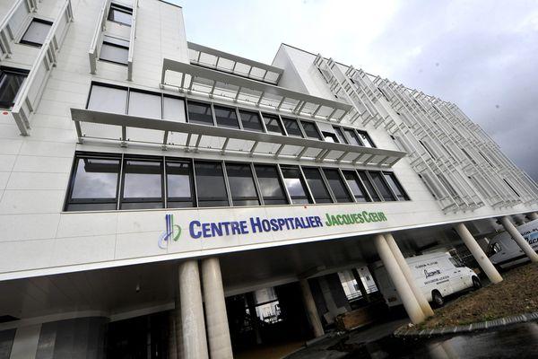 Le Centre Hospitalier Jacques Coeur, à Bourges.