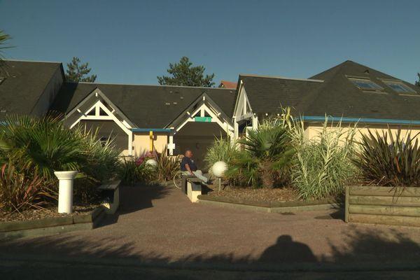 Au camping du Point du Jour, à Merville-Franceville, les touristes sont présents à 98%