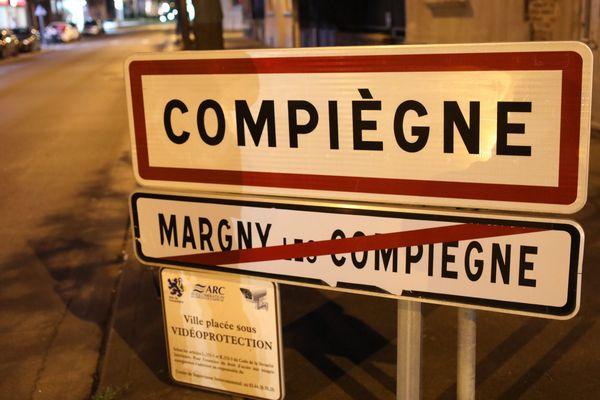 Le couvre-feu était initialement prolongé jusqu'au 2 juin dans trois villes de l'Oise, dont Compiègne