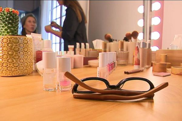 Un institut de beauté pour les femmes souffrant du cancer.