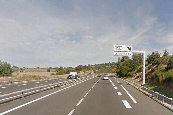 A75 - l'autoroute en Lozère - archives