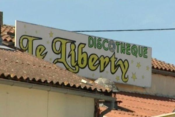 Le Liberty, la boîte de nuit de Saint-Paul-de-Blaye où s'est déroulé le drame.