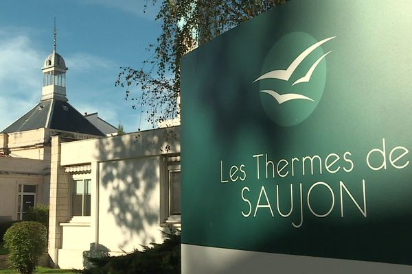 Thermes de Saujon