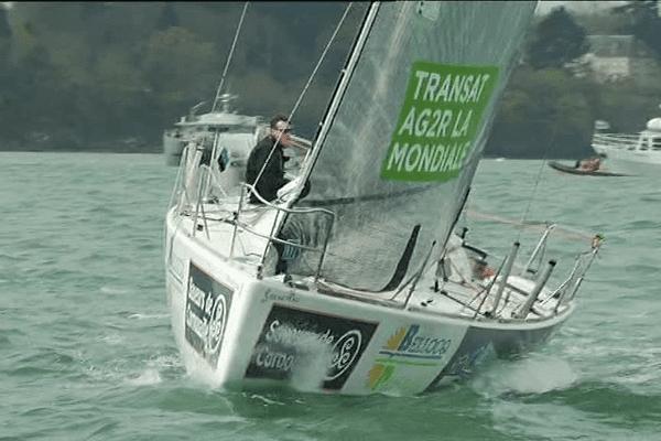 20 équipages prendront le départ de la 14e edition de la Transat Ag2R le 22 avril 2018