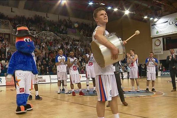 L'Islandais Martin Hermansson a mené ce mardi soir son dernier clapping à Châlons.