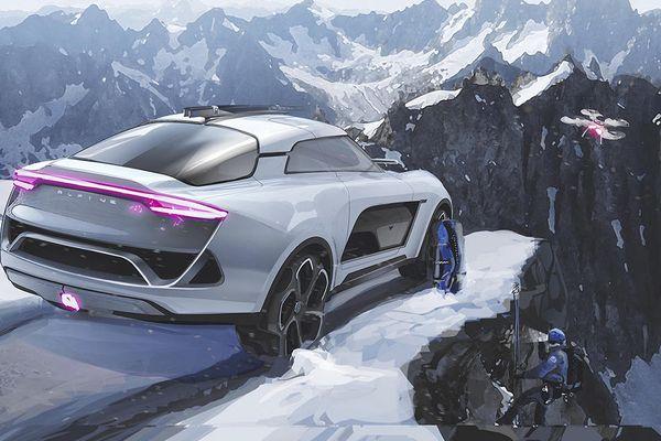 La nouvelle SUV Alpine électrique sera assemblée à DIeppe.