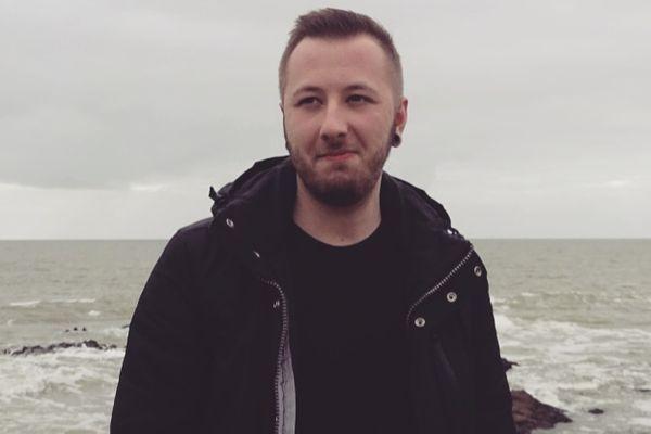 Nicolas a lancé son site Seropo.fr pour parler de la vie des séropositifs.