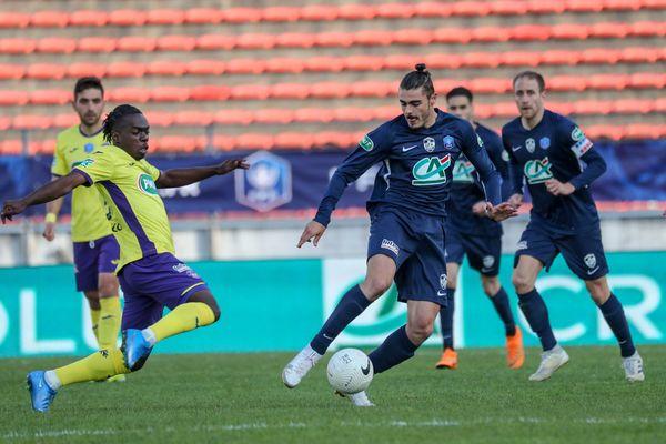 Le TFC s'est incliné hier à Rumilly Valliéres en Coupe de France, avec un effectif amoindri par la COVID19.