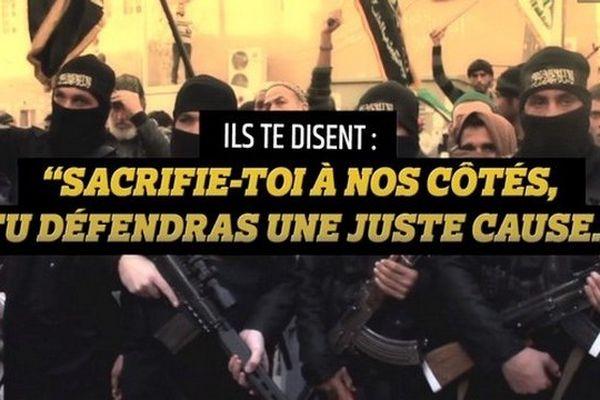Le site : www.stop-djihadisme.gouv.fr
