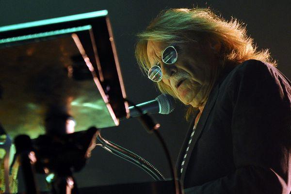 Le chanteur Christophe s'est éteint à l'âge de 74 ans.
