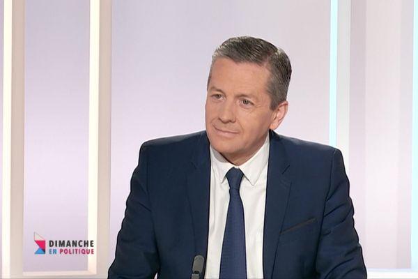 Bruno Belin, sénateur de la Vienne, invité de Dimanche en politique le 17 janvier 2021