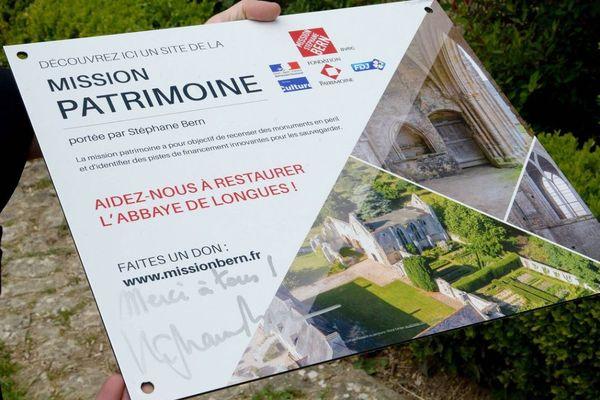 L'abbaye Sainte-Marie de Longues est une abbaye bénédictine située à Longues-sur-Mer (14)