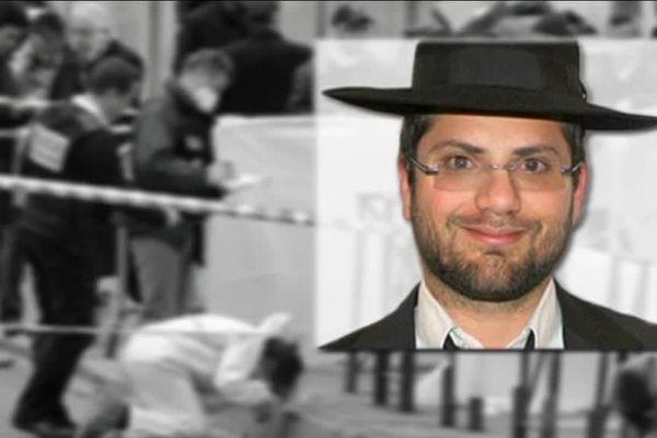Jonathan Sandler, professeur originaire de Bordeaux, l'une des victimes de Mohamed Merah.