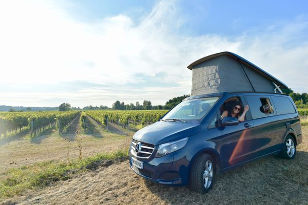 Le van ou le camping-car, idéal pour éviter les endroits bondés en temps de crise sanitaire.