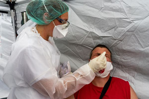 Plus de 44.000 personnes ont été testées, pendant la campagne de dépistage massif.
