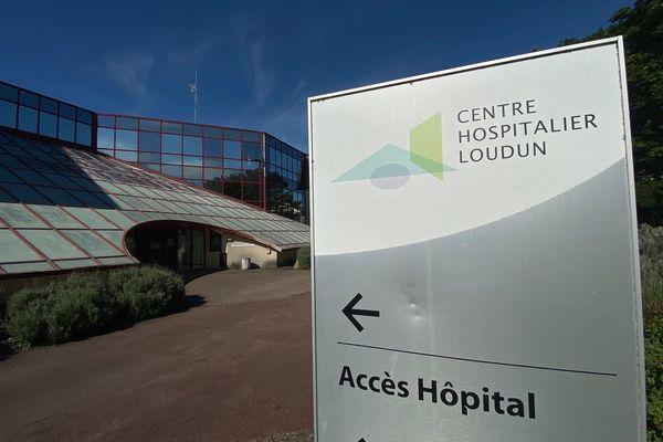 Huit cas positifs au Coronavirus ont été recensés au centre hospitalier de Loudun