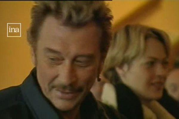 Johnny au Festival de Gérardmer 1999