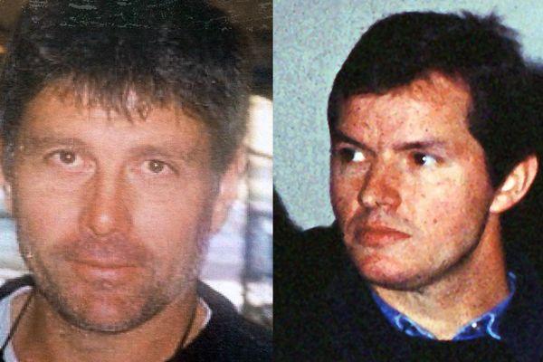 Le rapprochement (impossible) de Pierre Alessandri (G) et Alain Ferrandi, condamnés à perpétuité pour l'assassinat du préfet de Corse Claude Erignac.