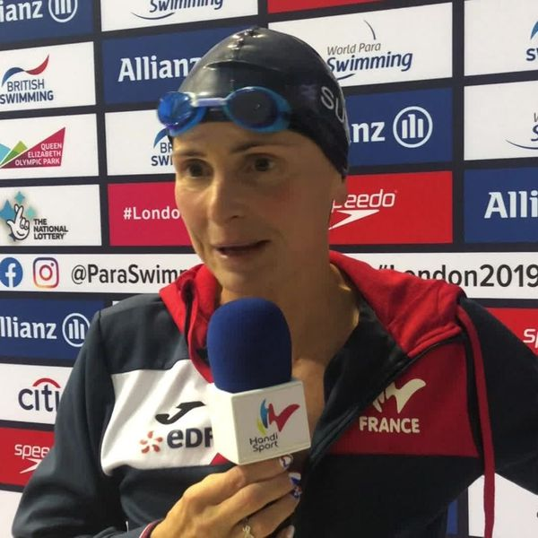 Claire Supiot, 33 ans après les Jeux Olympiques de Séoul, elle participe aux Jeux Paralympiques de Tokyo