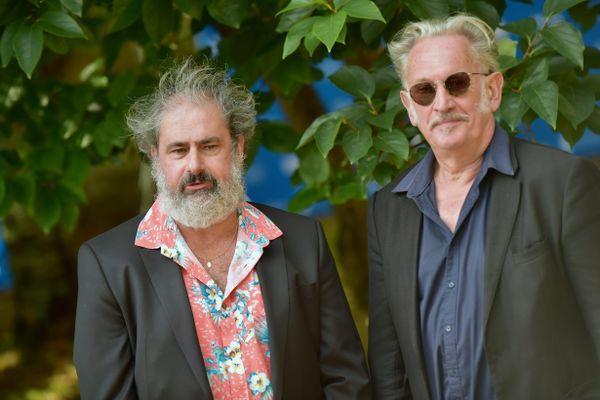 Pour l'édition 2020 du FFA, Gustave Kervern et Benoît Delépine se partagent la présidence du jury.