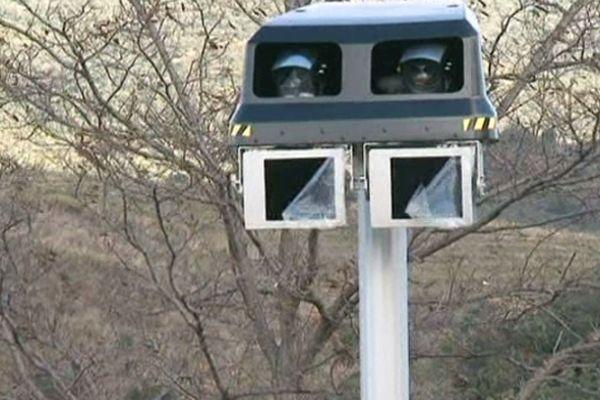 Maury (Pyrénées-Orientales) : un radar tronçon bientôt en service - 11 janvier 2013