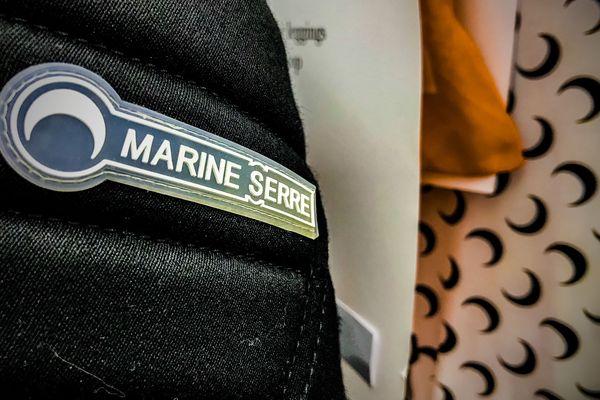 """La marque """"Marine Serre"""""""