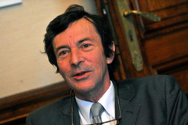 François-Xavier Villain, en 2011.