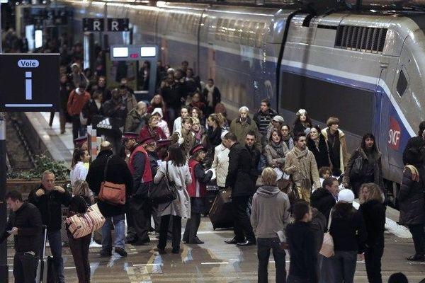 Le Béziers Paris est arrivé en gare de Lyon avec une heure et demi de retard