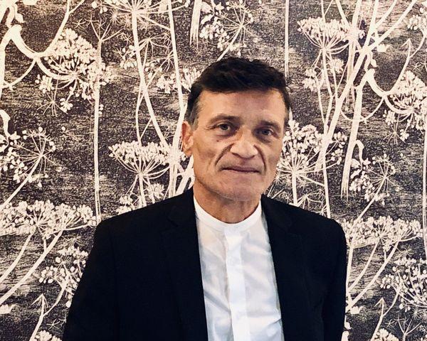 Alberto Testone à Bastia, le 6 octobre 2020