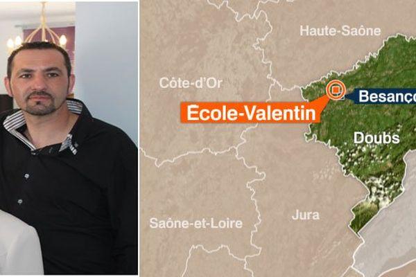 Disparition inquiétante d'un habitant d'Ecole-Valentin (Doubs) depuis le 21 avril