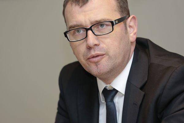 Olivier Klein, maire (PS) de Clichy-sous-Bois.