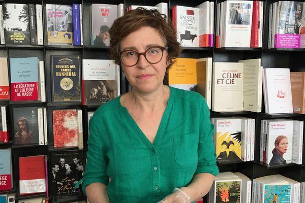 Sophie Todescato, librairie les Temps Modernes à Orléans