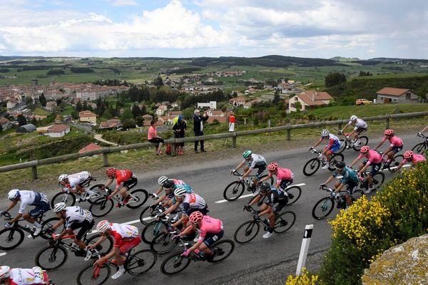 La deuxième étape du Dauphiné se tenait ce lundi 31 mai entre Brioude et Saugues en Haute-Loire.