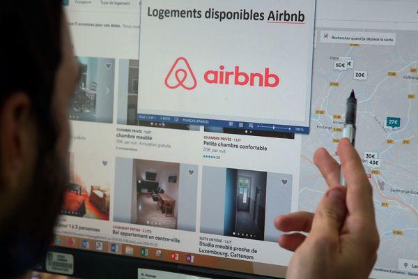 Airbnb a annoncé reversé 300 000 euros de taxe séjour en Corse pour l'année 2019.
