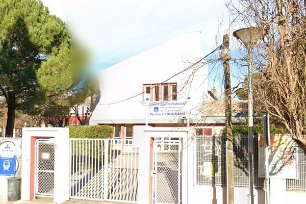Montpellier : l'école Pauline Kergomard fermée jusqu'aux vacances pour cause de Covid - archives.
