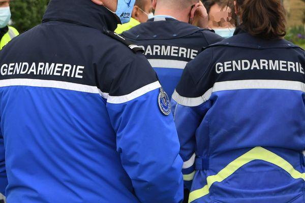 25 gendarmes ont été déployés pour mettre fin à cette fête clandestine - Illustration