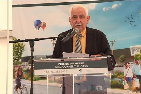 René Regaudie : le maire de Pusey