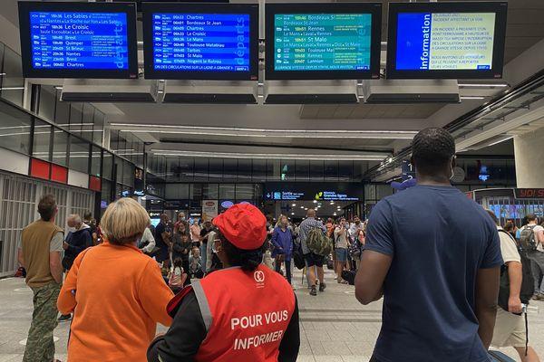 Un ouvrier ferroviaire meurt suite à un éboulement à Massy-Palaiseau
