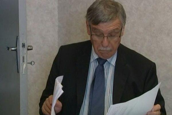 Michel Vergnier, député-maire de Guéret