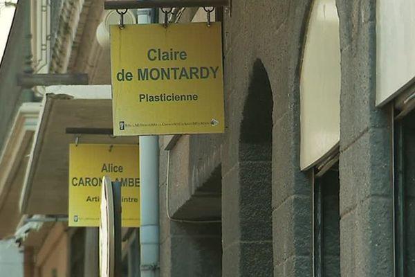 Une trentaine d'artistes se sont installés dans le cœur historique d'Agde.