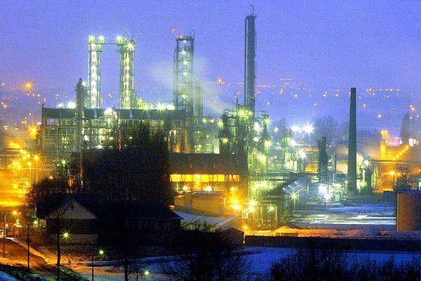 L'usine Noroxo à Harnes en 2004.