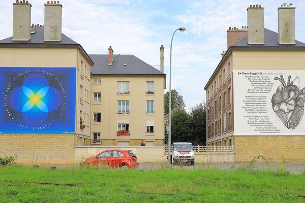 Un nouvel appel à projets est lancé pour 2020, il va concerner une dizaine de murs du quartier de Mézières.