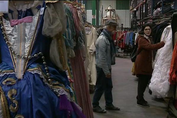 L'opéra de Lyon met ses costumes en vente