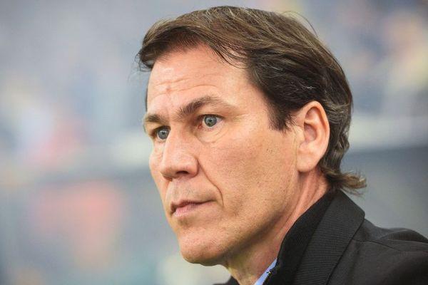 Rudi Garcia, entraîneur de l'OM