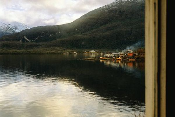 Raymond Depardon Puerto Eden, Chili, 2007 45 x 34 cm