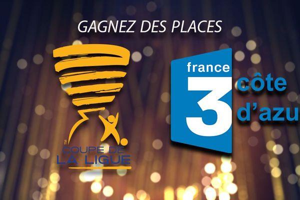 [JEU] Gagnez des places pour les 1/4 de finale de la Coupe de la Ligue OGC NICE /AS MONACO